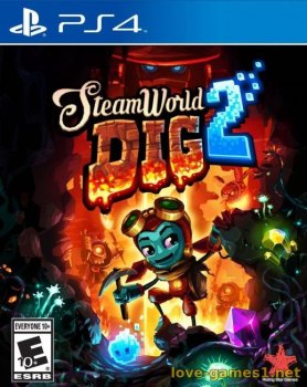 [PS4] SteamWorld Dig 2 (CUSA11597)